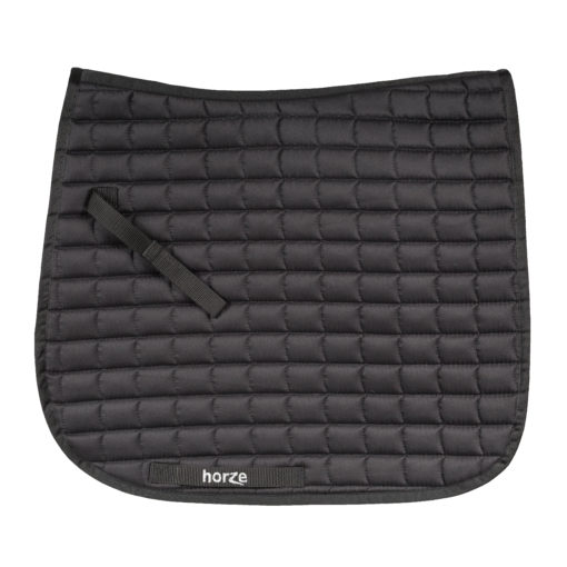 Horze Bristol VS dressage pad in black