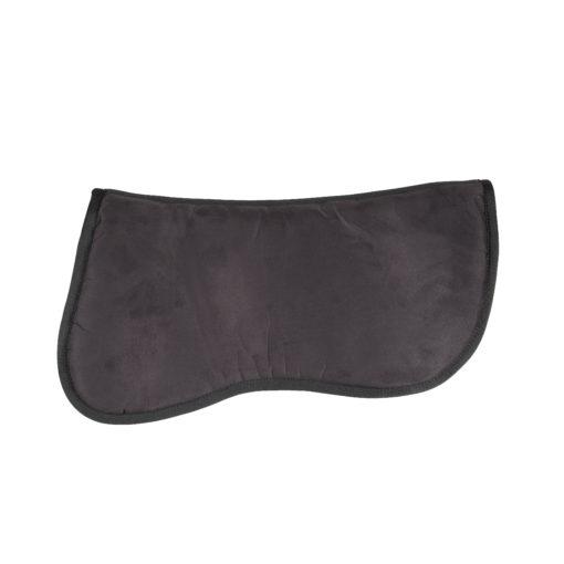 Horze memory foam contour half pad in black