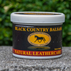 Black Country Leather Basalm