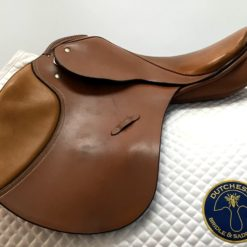 Passier Precision used jumping saddle profile