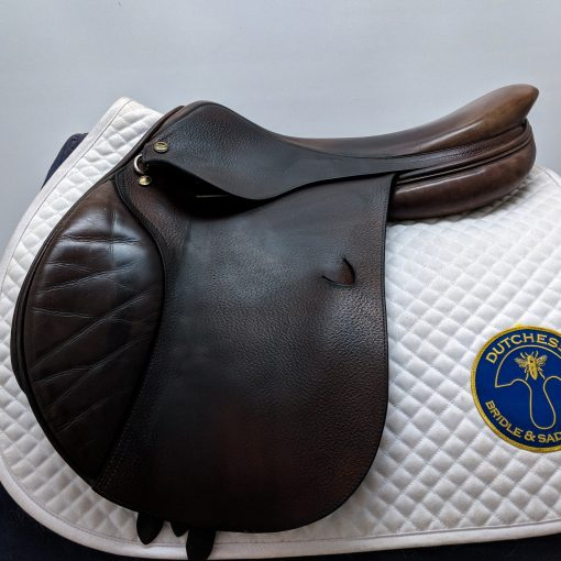 Castelow Olympia used jumping saddle