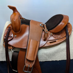 Colorado Saddlery Trailmaster western trail saddle