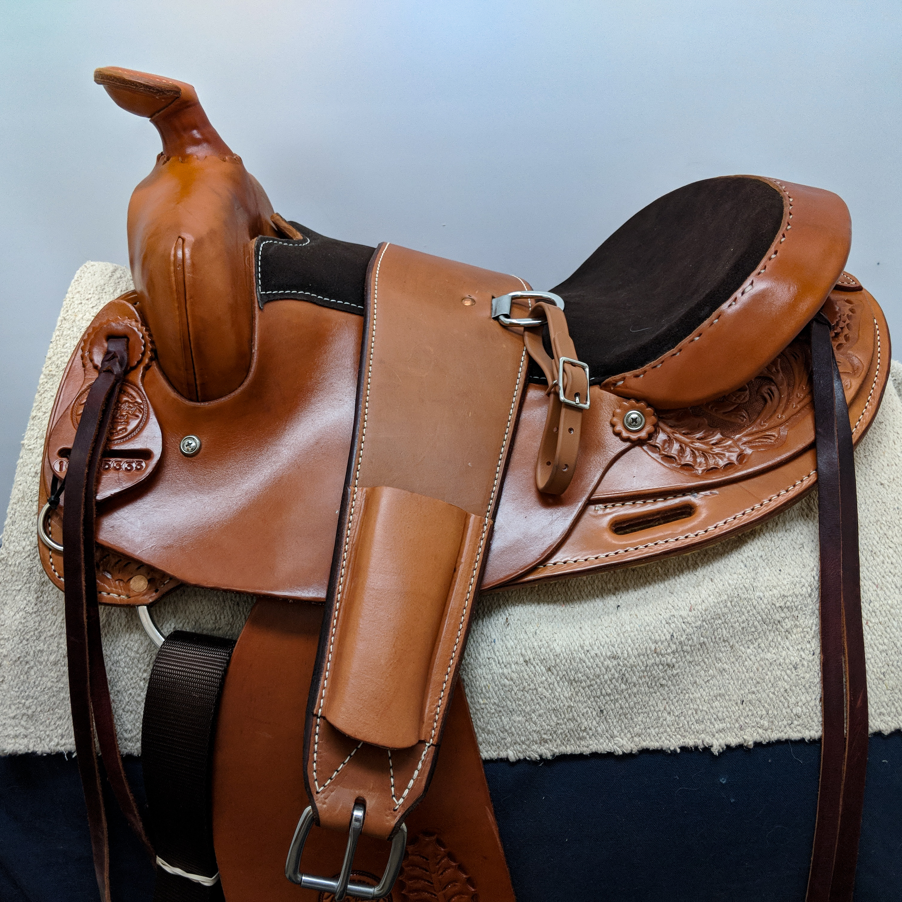 Colorado Saddlery Trailmaster 15