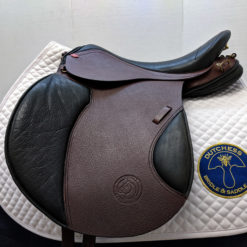 Duett Companion wide english trail saddle