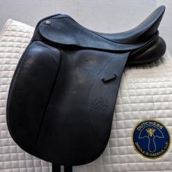Hennig Classic used dressage saddle