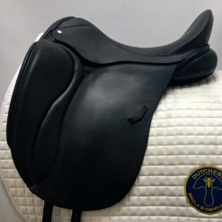 Loxley by Bliss used dressage saddle
