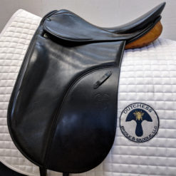 Stubben Romanus used dressage saddle