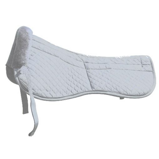 Exselle Half Pad with Removable Maxtra foam white