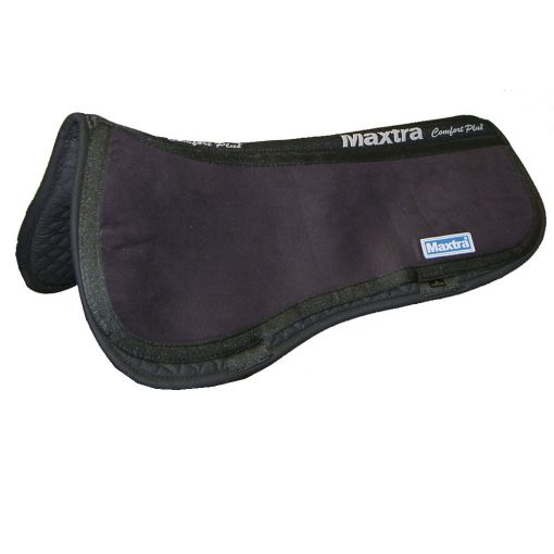 Maxtra Plus Shimmable Half pad black