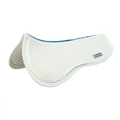 Maxtra Plus half pad with shim pockets white