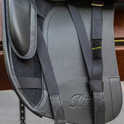 Bates Saddles Adjustable Y-Girthing System