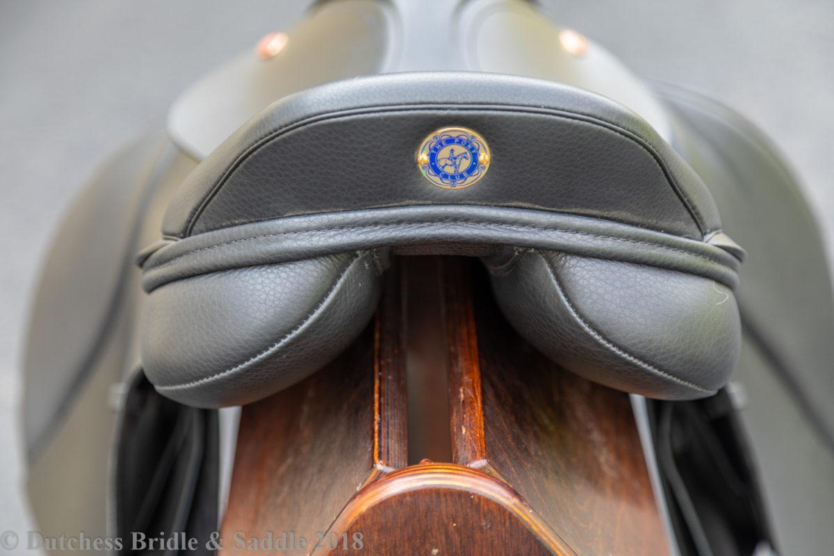 Kent & Masters Pony Saddle cantle