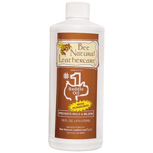 Weaver's Bee Natural #1 Saddle Oil with Added Protection 16 fl