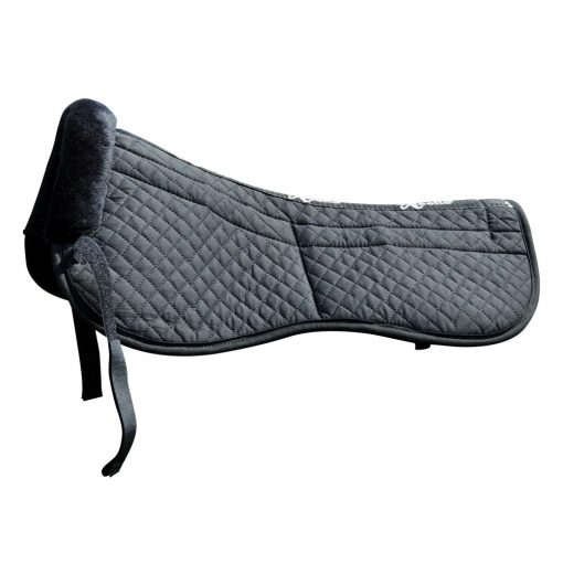 Exselle Half Pad with Removable Maxtra foam black