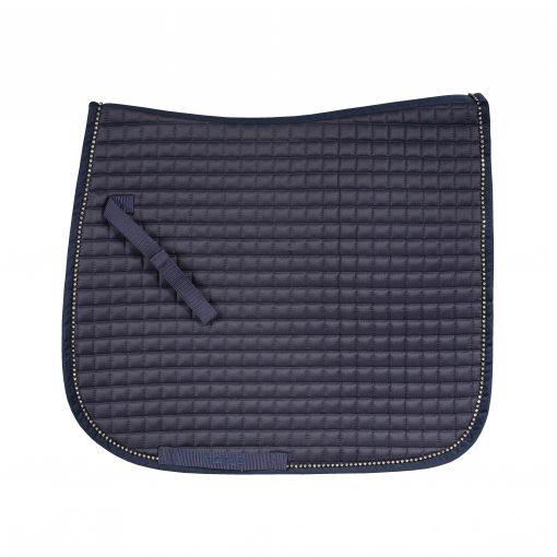 Horze Duchess dressage pad blue