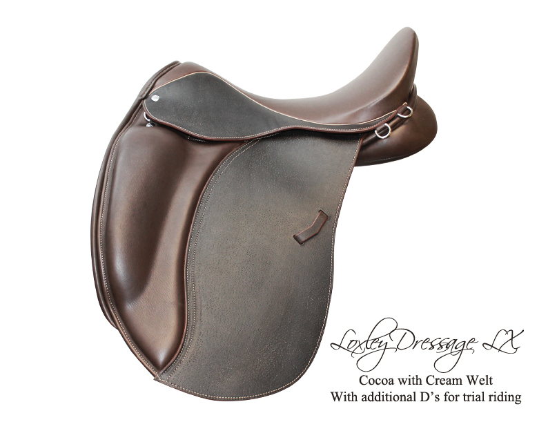 Loxley Dressage LX cocoa