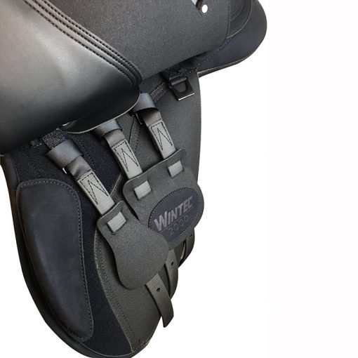 Wintec 2000 All Purpose Saddle with quick-change girth points