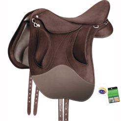 Wintec Pro Endurance saddle in brown