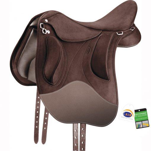 Wintec Pro Endurance saddle in brown