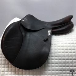 CWD SE03 Hunter Jumper saddle profile