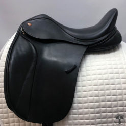 Kent & Masters S-Series Dressage Saddle profile