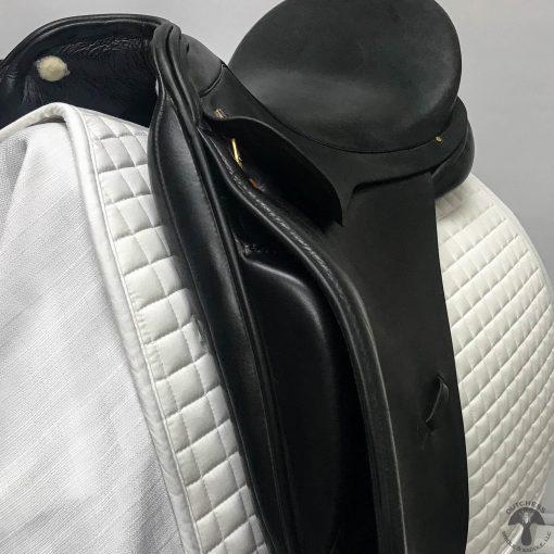 Albion SLK Dressage 0755 Detail Front