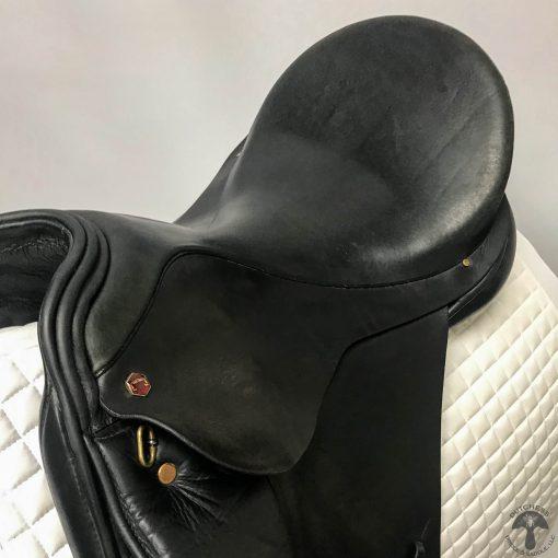 Albion SLK Dressage 0755 Detail Seat