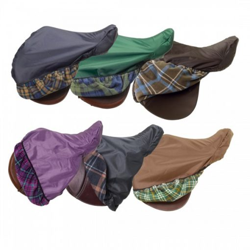 Centaur Close Contact saddle cover with fleece lining