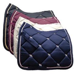 Back on Track Nights Collection dressage saddle pad