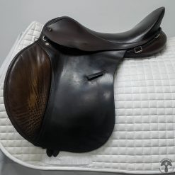 Michael Stokes Jump General Purpose Saddle 0982 Profile